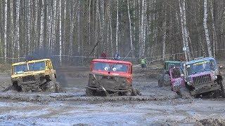 Off-Road Trucks, 4x4 Mud Race | Last ORO