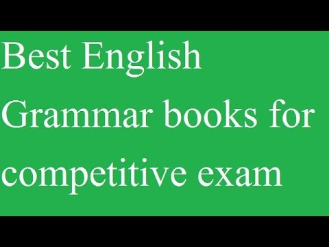 Lucent English Grammar Book For Competitive Exam