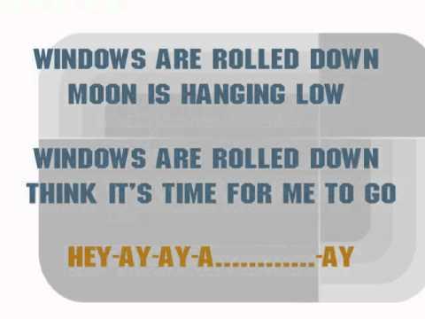 Windows are rolled Down (Amos Lee) HQ + Lyrics