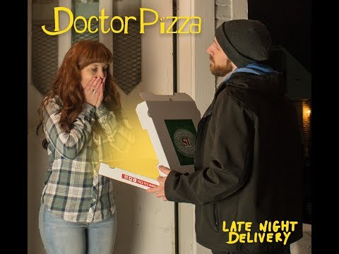 Doctor Pizza - Late Night Delivery (full album) [Funky jazz