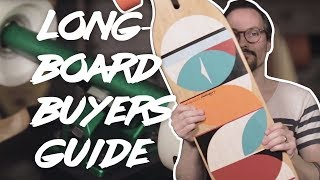 Want to buy a longboard? Here's your SkatePro longboard buying guide | SkatePro.com
