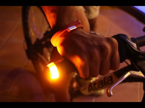 WingLights - Direction Indicators for Bicycle by CYCL
