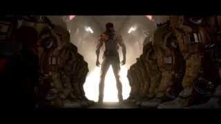 Трейлер на основе версии для PS4 в котором главный герой показывает возможности своей механической руки