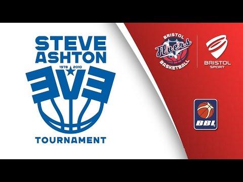 Steve Ashton 3v3 Basketball Tournament 2016 Highlights