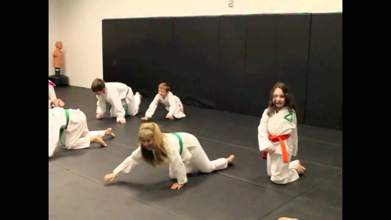 martial arts game for kids infection youtube