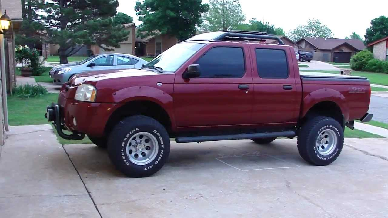 04 nissan frontier youtube vanachro Images