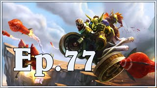 Funny and Lucky Moments - Hearthstone - Ep. 77