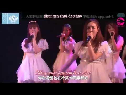 [Vietsub] SNH48 Team SII《Inochi no tsukaimichi/Ý nghĩa cuộc sống》