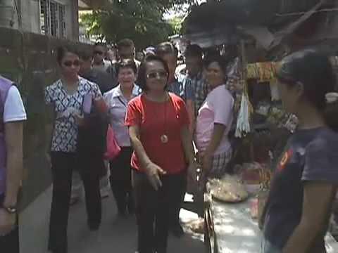 Visit to Sasmuan, Pampanga