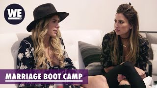 Are You That Shallow? | Marriage Boot Camp: Reality Stars | WE tv