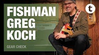 Fishman Fluence Gristle-Tone Signature Pickups | Geartalk with Greg Koch | Part 2 |Thomann