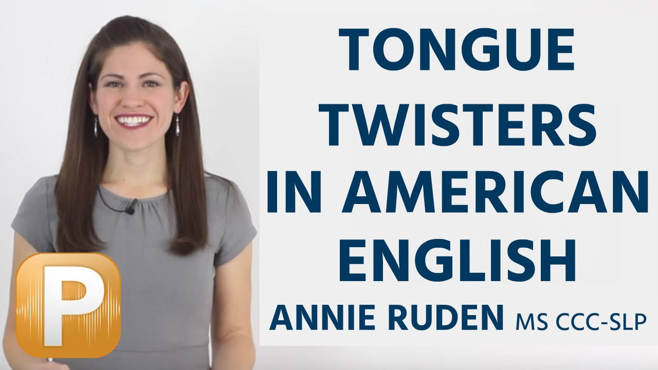 1st International Collection of Tongue Twisters
