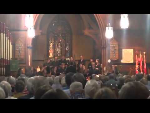 Christ's College Cambridge Choir 2014 - YouTube
