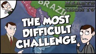 Is This The Hardest Challenge Ever Hearts of Iron 4 hoi4 Kaiserreich Mod Gameplay