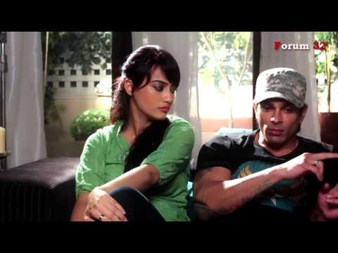 Karan Singh Grover and Surbhi Jyoti Exclusive Forum 32 Interview Travel Video