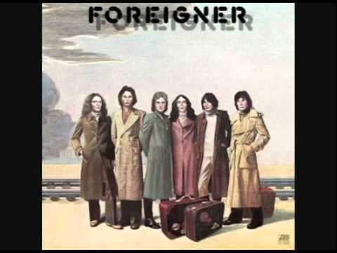 Foreigner - At War With The World.