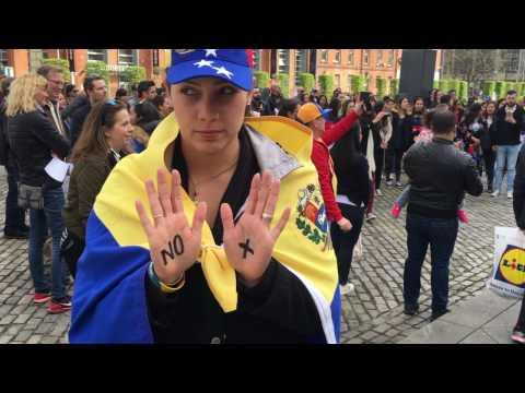 Venezuelans in Dublin, Ireland