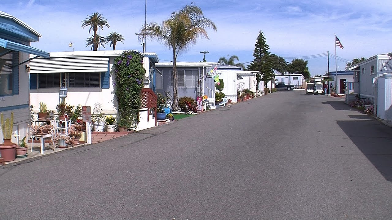 Vacancy Decontrol For Oceanside Mobile Home Parks