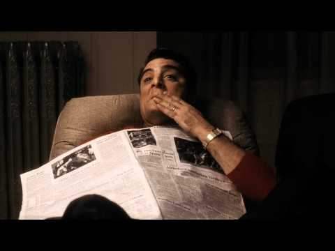 The Sopranos - Tony's flashback to his father cutting Satriali's finger off