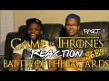 Game of Thrones BATTLE of the BASTARDS S6E9 *Part One* Reaction - Re Uploaded!