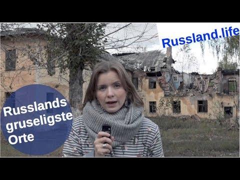 Wo Stalin Spukt: Russlands Gruseligste Orte!