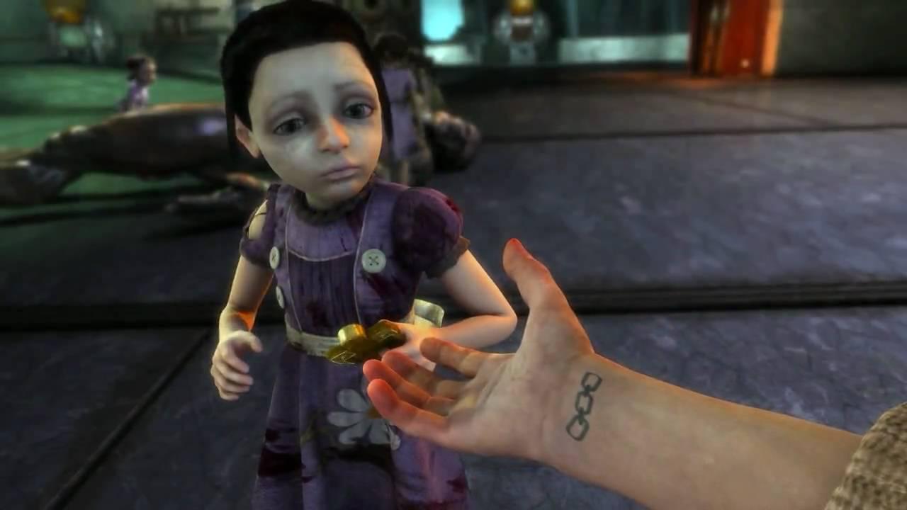 BioShock: Good and Bad Ending HD - YouTube