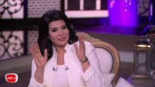 معكم منى الشاذلي - شاهد زوجة  الفنان وليد توفيق ملكة جمال الكون جورجينا رزق.
