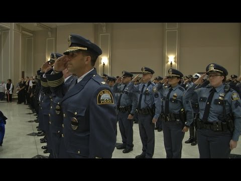55th Annual Saint Paul Police Memorial Day Service