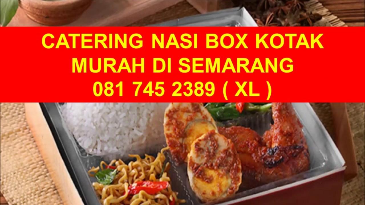 0817 452 389 Xl Ketring Nasi Box Dannasi Kotak Murah Meriah Number  Deliveri Sinar Waluyo Semarang