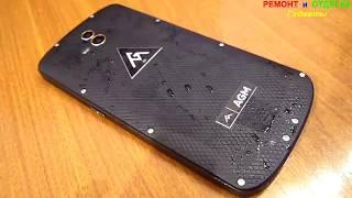 кРАШ-ТЕСТ защищённого смартфона AGM X1 и его обзор