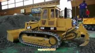 Best of RC Dozers Trackloader Kettenlader Dreckschieber Track Loader dirt slide radio control