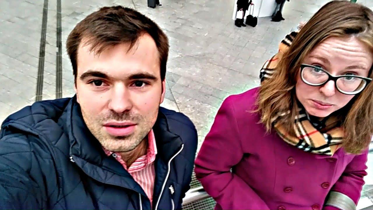 Встретил Marina Zinger ★ Говорим о Париже | Бонжур Франция