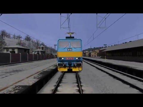 Train Simulator 2016 - ČD 362