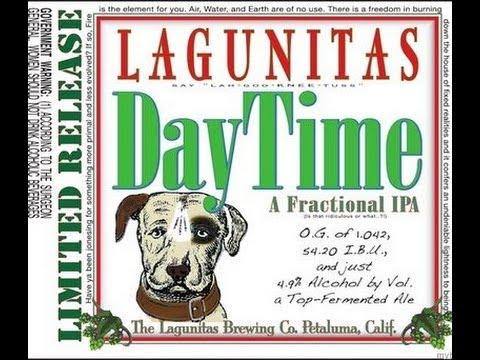 Lagunitas Daytime Video Beer Review | San Diego Beer Vlog EP 349