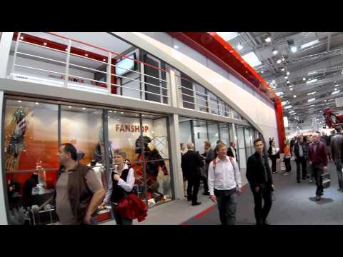 CNHI industrial  Agritechnica