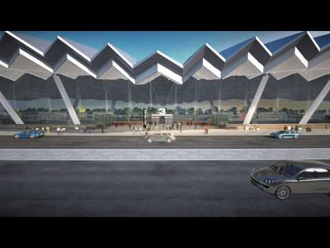 Long Thanh international airport _ competition concept _ LT07_LEAF