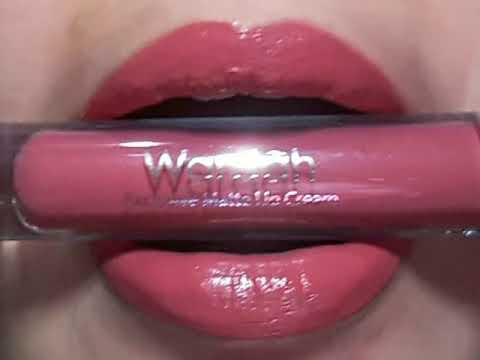 wardah-exclusive-matte-lip-cream-shade-07---12-review