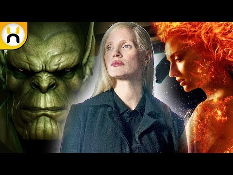 Jessica Chastain Confirmed as Skrull Queen for X-Men: Dark Phoenix?