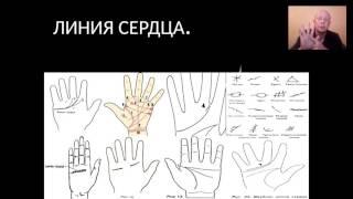 Астропсихолог Кирьяков Юрий Хиромантия 4 занятие.