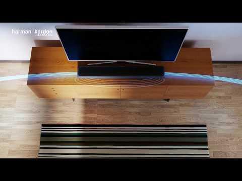 Harman Kardon Enchant 800 - All in One 8-Channel Soundbar with MultiBeam Surround Sound