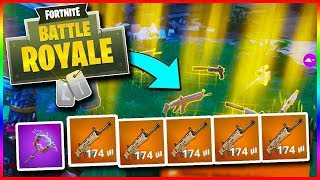*How to get golden weapons Season9* Fortnite
