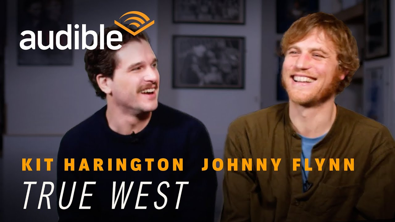 Behind the Scenes of True West with Kit Harington & Johnny ...