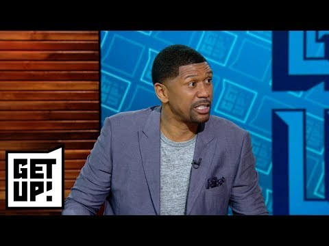 Jalen Rose: No one is surprised by a Warriors vs. Rockets Western Conference Finals | Get Up! | ES
