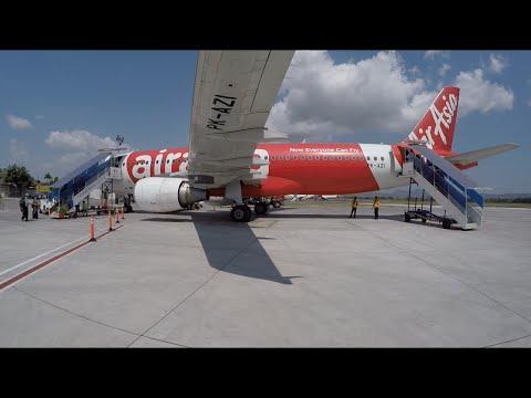 INDONESIA AIRASIA | QZ8449 FLIGHT EXPERIENCE YOGYAKARTA TO BALI
