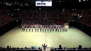 12 2015香港步操樂團公開賽 聖公會梁季彝步操樂團