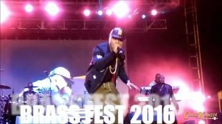 "Ricardo Drue @ Brass Fest 2016 NYC - ""STAMP YUH NAME (ID)"""