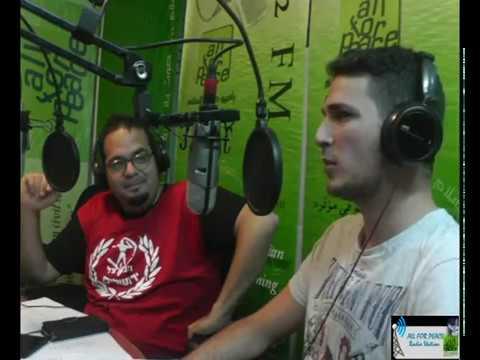 Allforpeace  Radio   Jerusalem   Radio Katamon  27 03 15