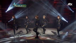 [Music on top] MBLAQ (엠블랙) - Intro + This is War (전쟁이야)