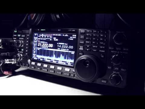 OX5YL GREENLAND   Kay working radio