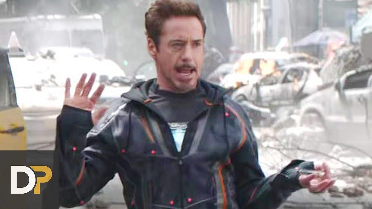 10 Detalles En Las Películas De Marvel Que Solo Notarás En Cámara Lenta.